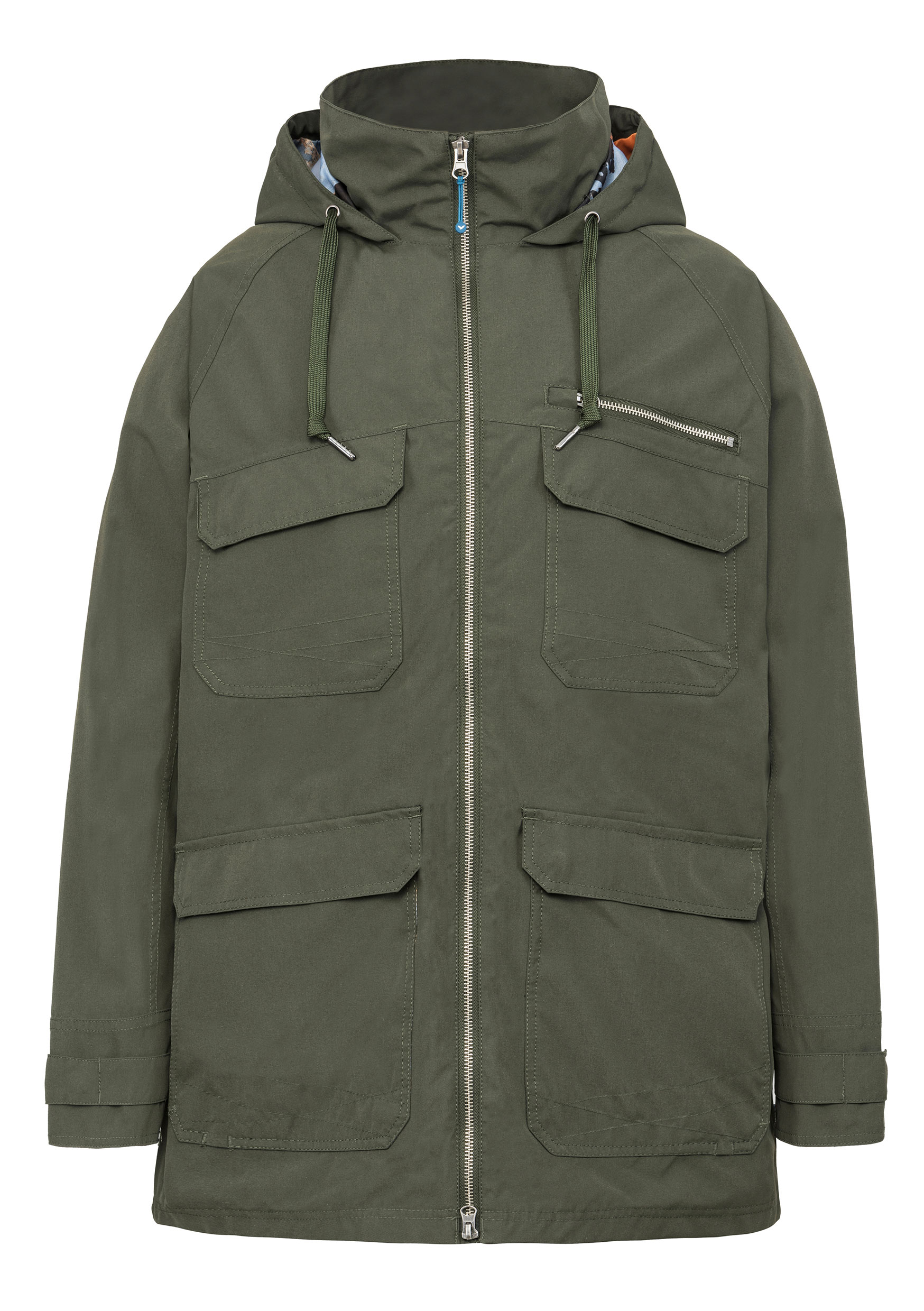 Collaboration Mens Alchiba Anorak Rainbird Clothing