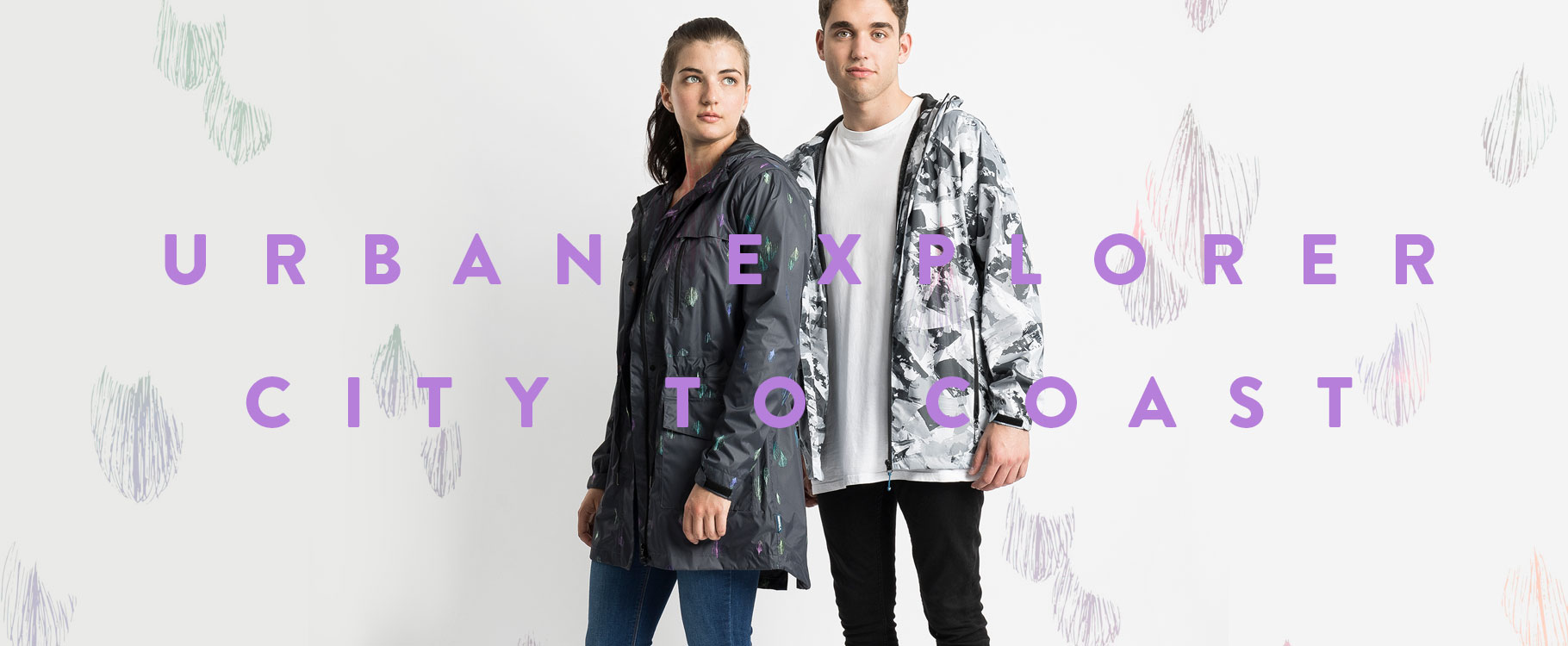 Rainbird Clothing raincoats independent design Australian rain coats womens raincoats mens raincoats