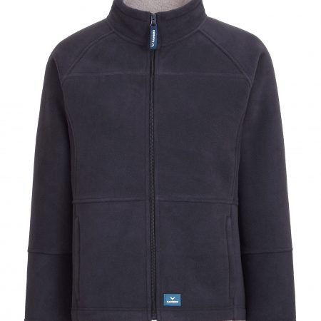 Womens navy fleece