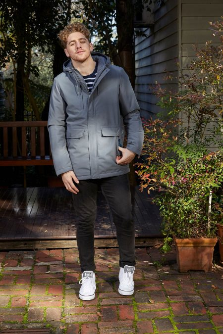 HARVEY-PARKA-JACKET-SOLID-8618-CHARCOAL